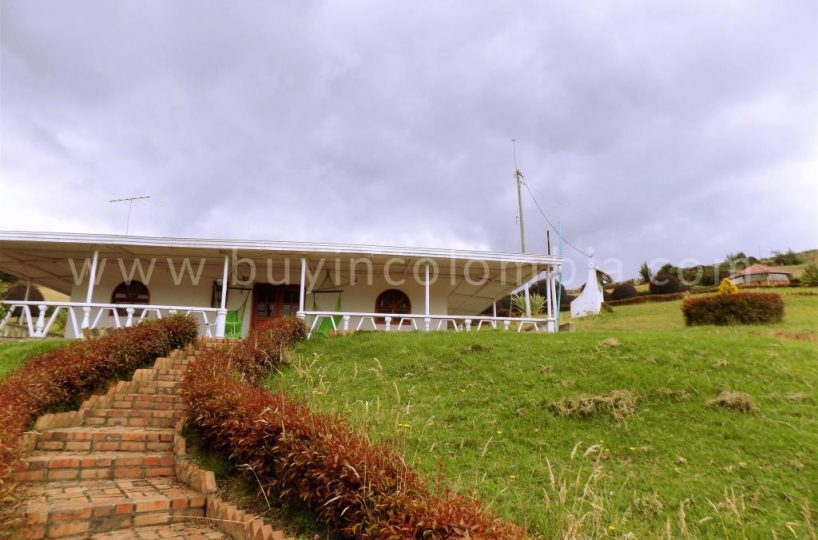 Farms for sale ecoturism in Guatavita Colombia - Buy in Colombia